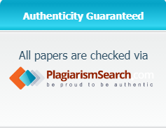 Plagiarism Free Answers
